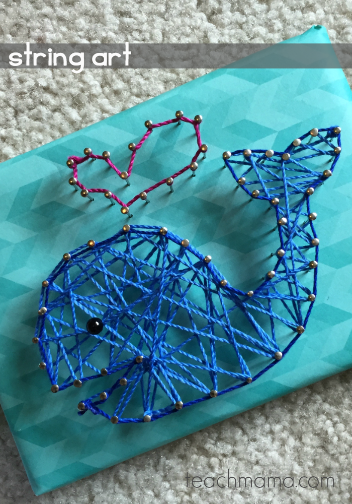 best birthday gifts for tween girls teachmama.com string art cover
