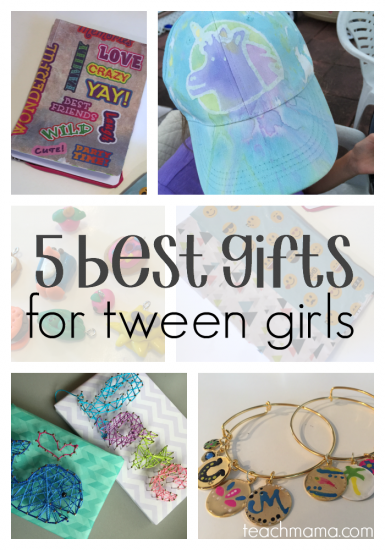 tween birthday gifts: our top 5 picks for girls