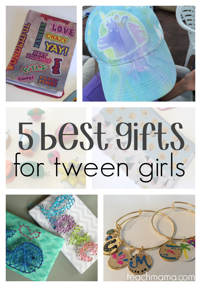 best gifts for tween girls cover | teachmamacom