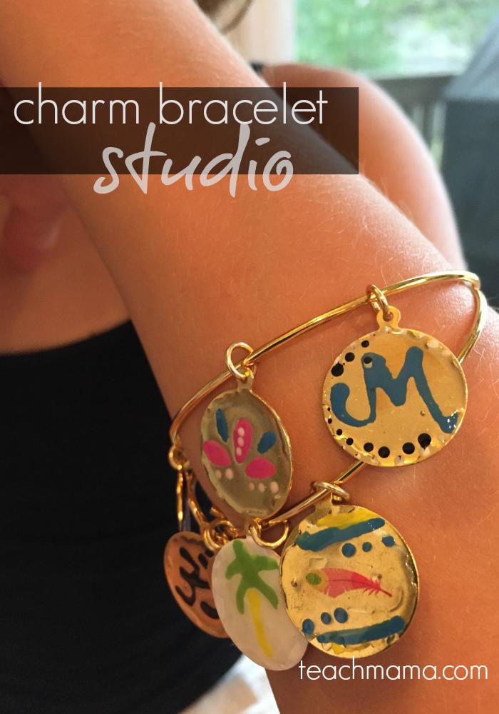 craft and wear charm bracelet teachmama.com