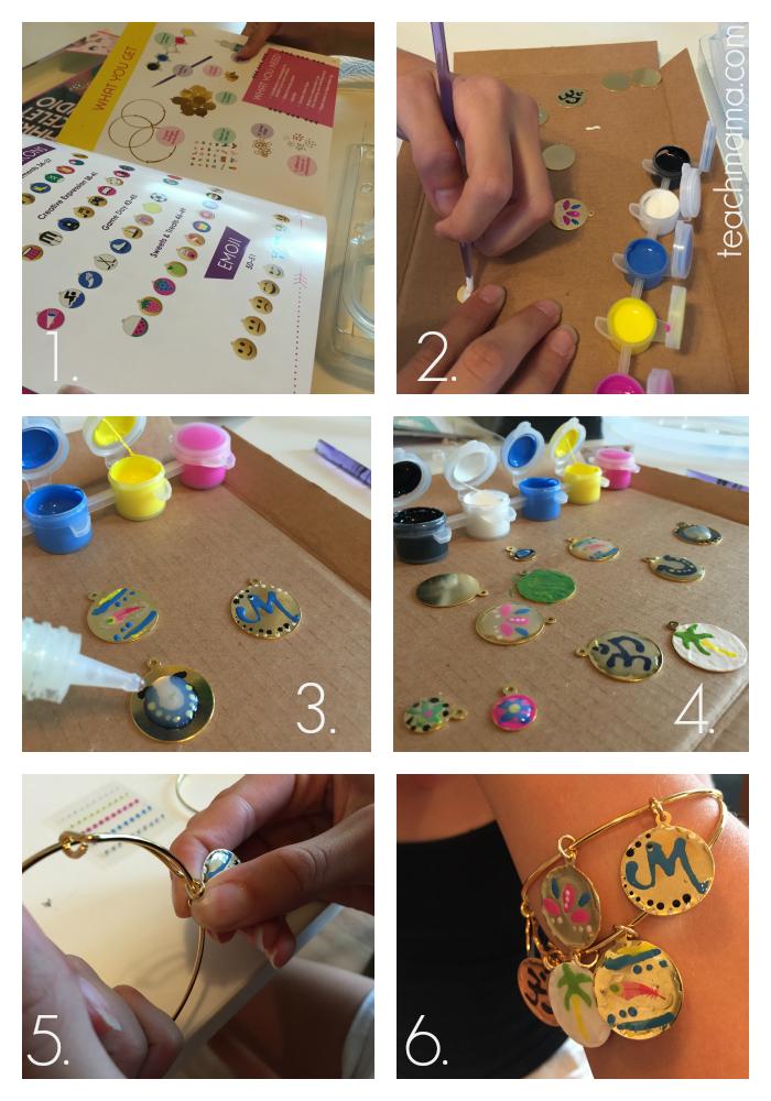 craft and wear charm bracelets teachmama.com