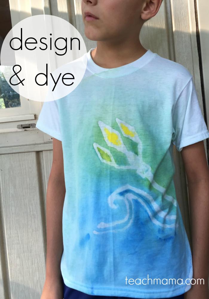 craft and wear design and dye teachmama.com