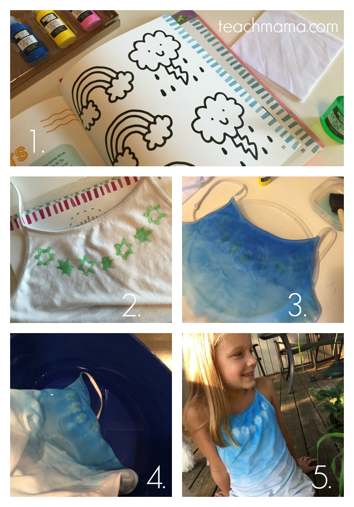 craft and wear design dye teachmama.com