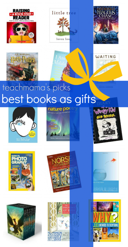 gift guide best books as gifts | teachmama's picks | teachmama.com