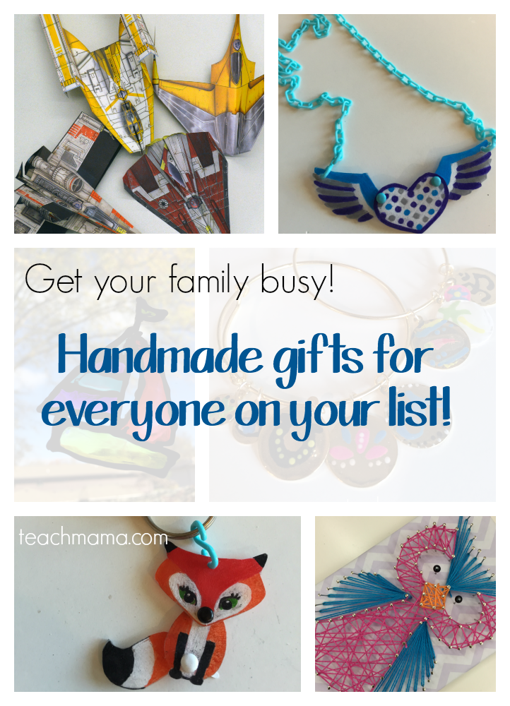 handmade gifts for teachers teachmama.com