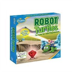 teachmama gift guide robot turtles