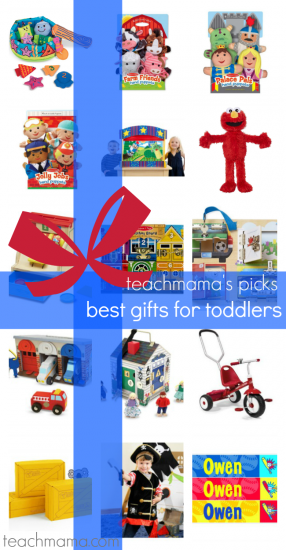 best gifts for toddlers: must-have presents our little ones, 2015