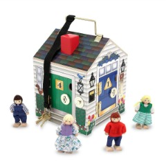 teachmama gift guide wooden dollhouse