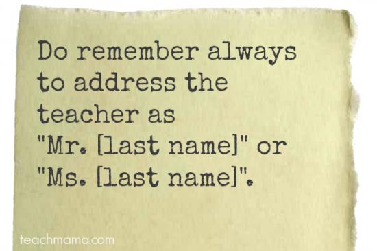 must send email for teachers | teachmama.com