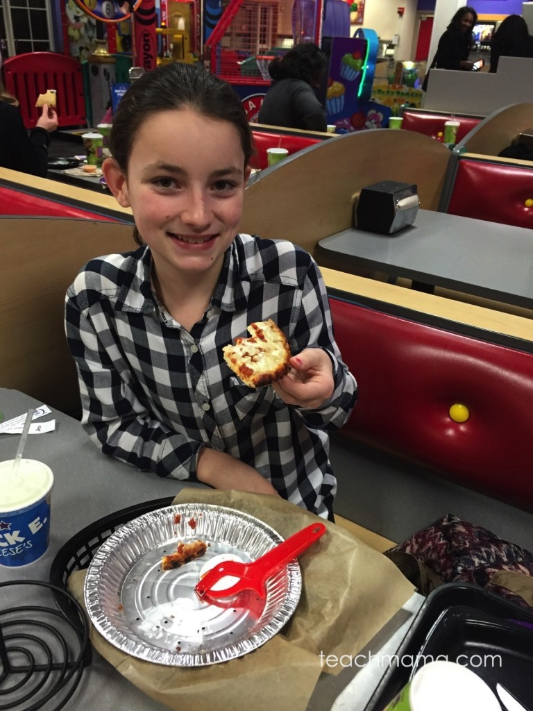 host an FUNdraiser at Chuck E. Cheese | easy, fun, and worthwhile | teachmama.com