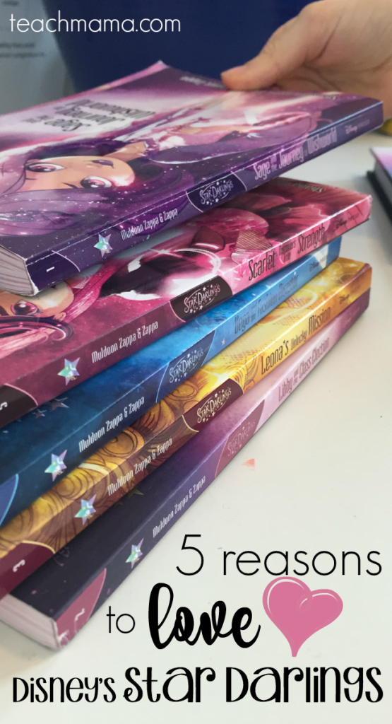 new series for tweens | star darlings | teachmama.com