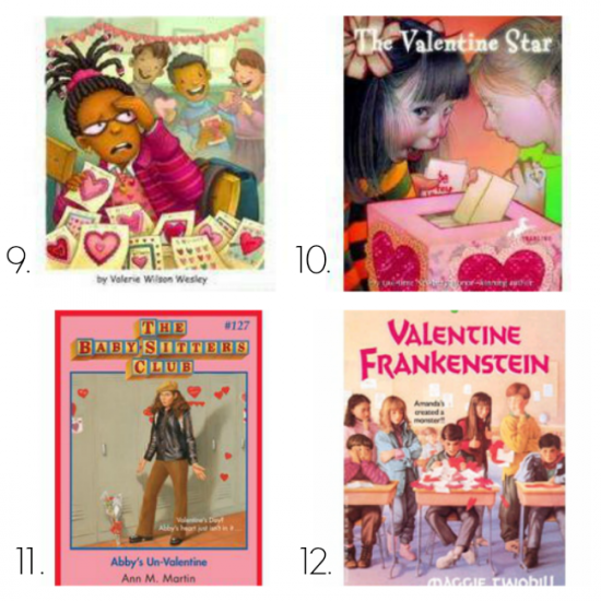 valentines day books for middle grades teachmama.com 3