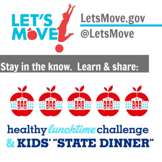 lets move - teachmama.com - healthy lunchtime challenge