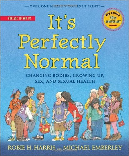 books about puberty, sex and everthing for boys and girls teachmama.com