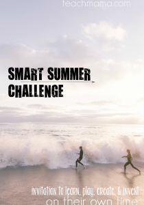 smart summer challenge teachmama.com 2017 2