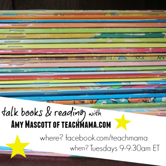teachmama facebook chat books and reading