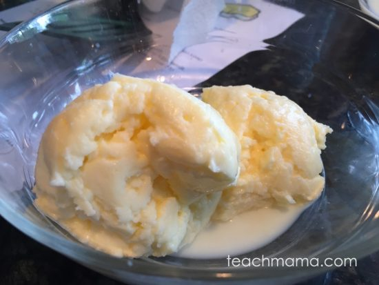 how to make homemade butter | teachmama.com