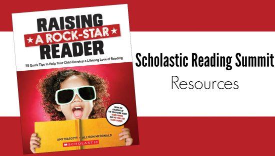 scholastic reading summit resources
