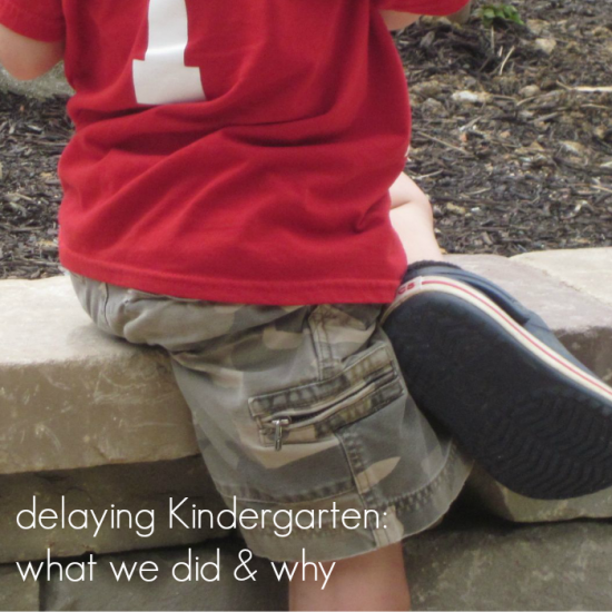 delaying kindergarten | our experience as parents and educators | teachmama.com