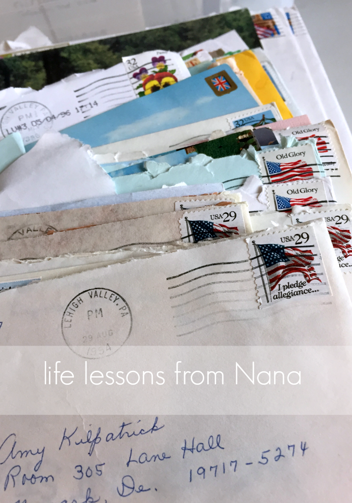 life lessons from nana | teachmama.com