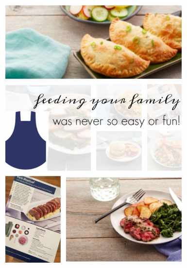 stay sane during the holidays: Blue Apron makes feeding family easy and fun