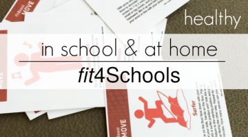 smart ways to keep kids healthy–in school and at home with fit4Schools