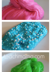 make fluffy slime (and get your kids reading these FREE printable slime recipes!)