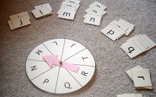 alphabet spin, round two