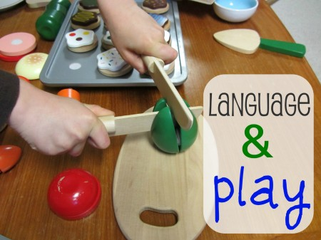 more language and play