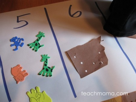 math and fine motor skill fun | teachmama.com