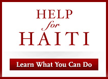 talking to kids about the earthquake in haiti