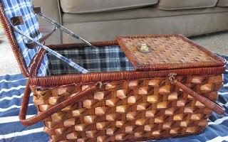 quick trick: rainy day picnic
