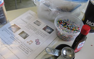 easy, homemade plastic bag ice-cream