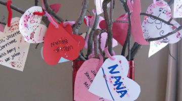 our love tree
