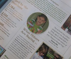 we're in family fun magazine!