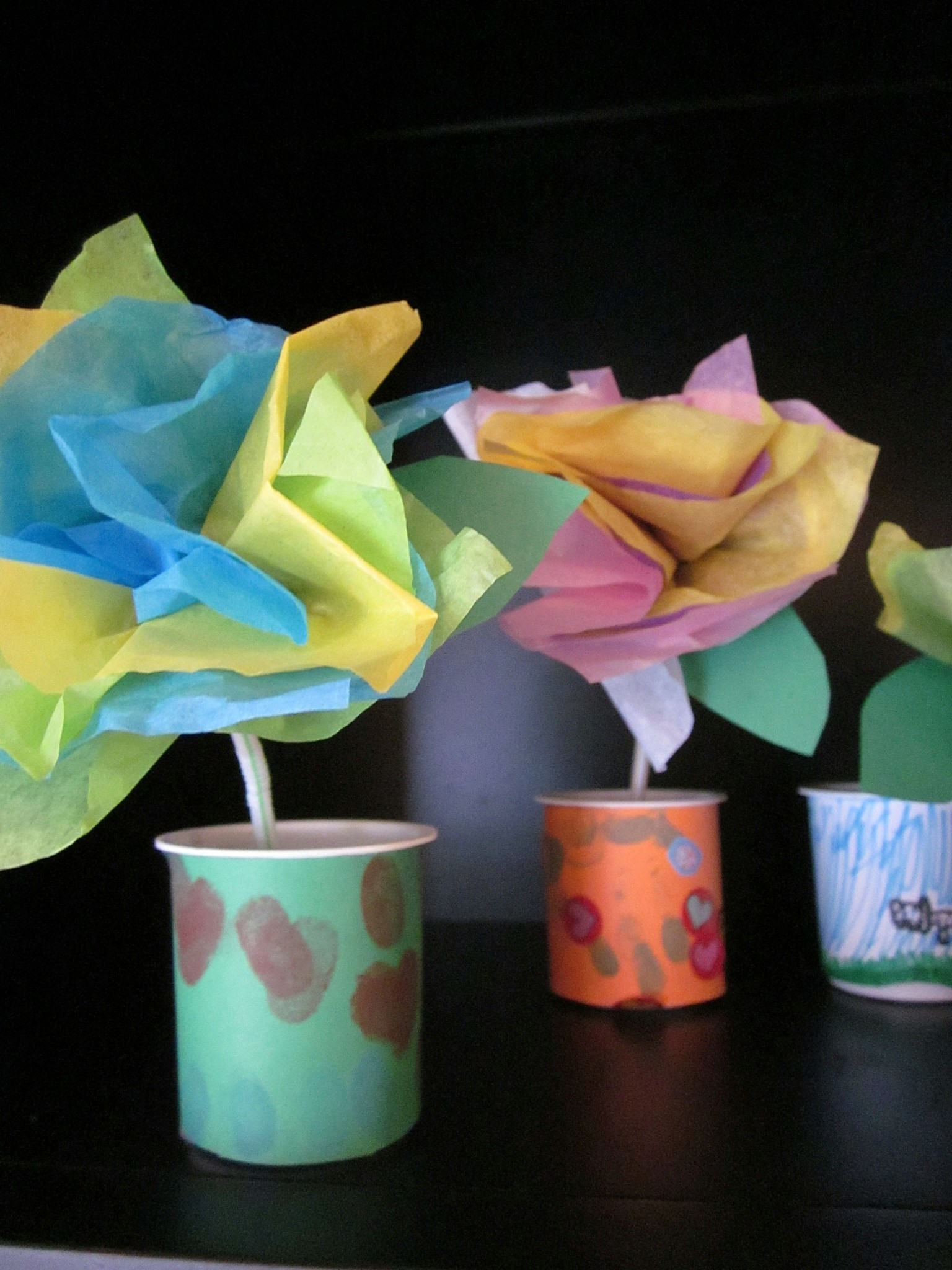 Spring Crafty Crafts On Pbs Parents Teach Mama