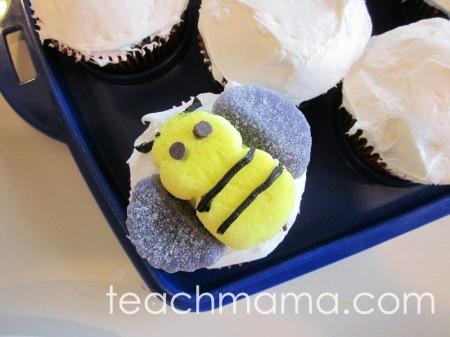 how to make bumblebee cupcakes | teachmama.com