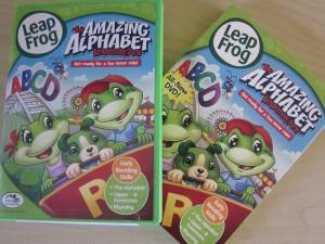 Buy leapfrog the amazing alphabet amusement park dvd online at low.