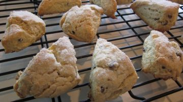 royal wedding party scones