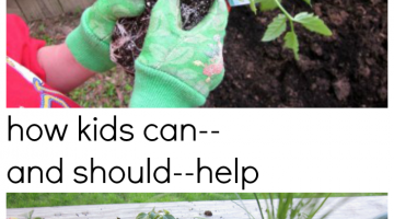 how kids can and should help in the garden | teachmama.com