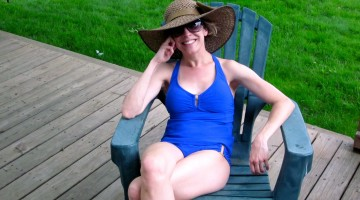 lands' end swimsuit confidence week (and our fun summer learning plans!)