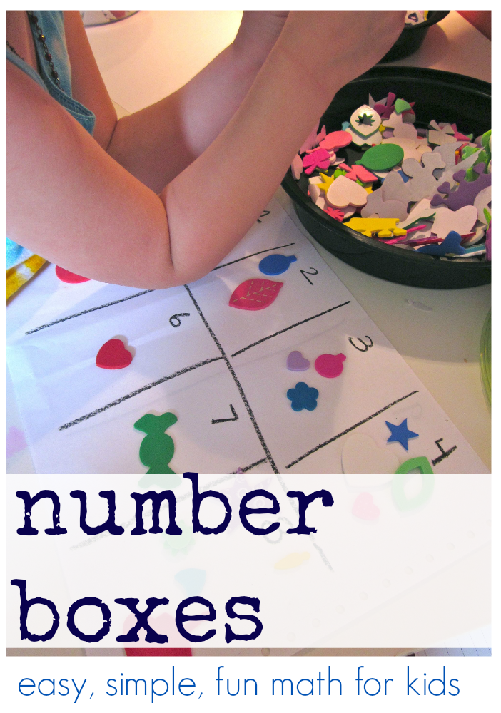number boxes 2.0