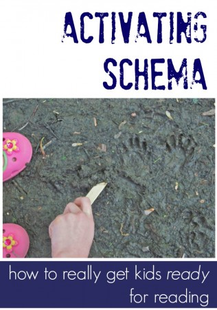 activating schema get kids ready for reading