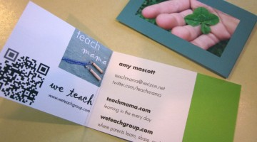 new for us friday: tiny prints love (and giveaway!)