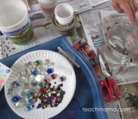 garden stepping stones and garden decorations | teachmama.com