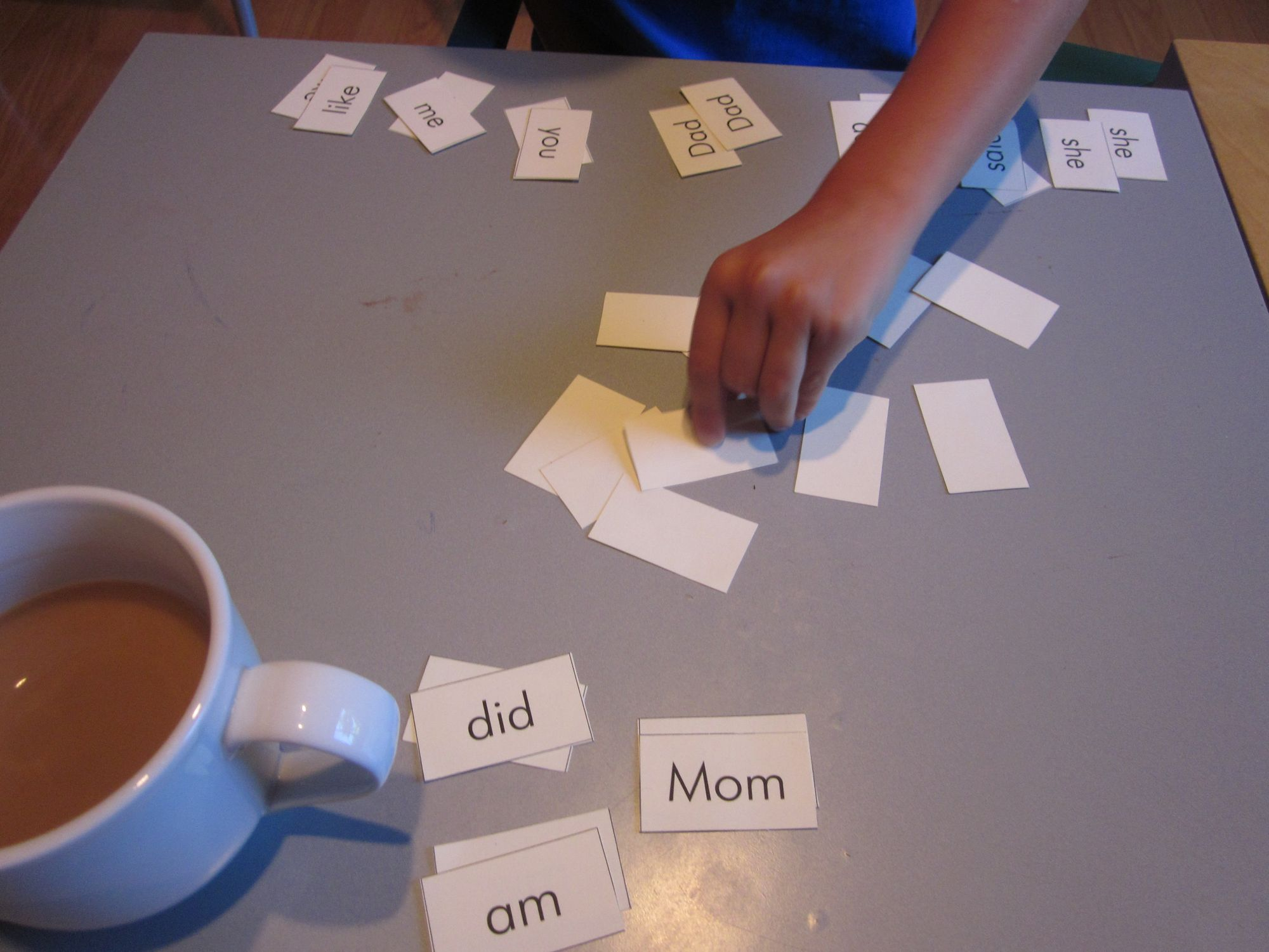 A fish out of water games to practice sight words teach for How do you play go fish card game