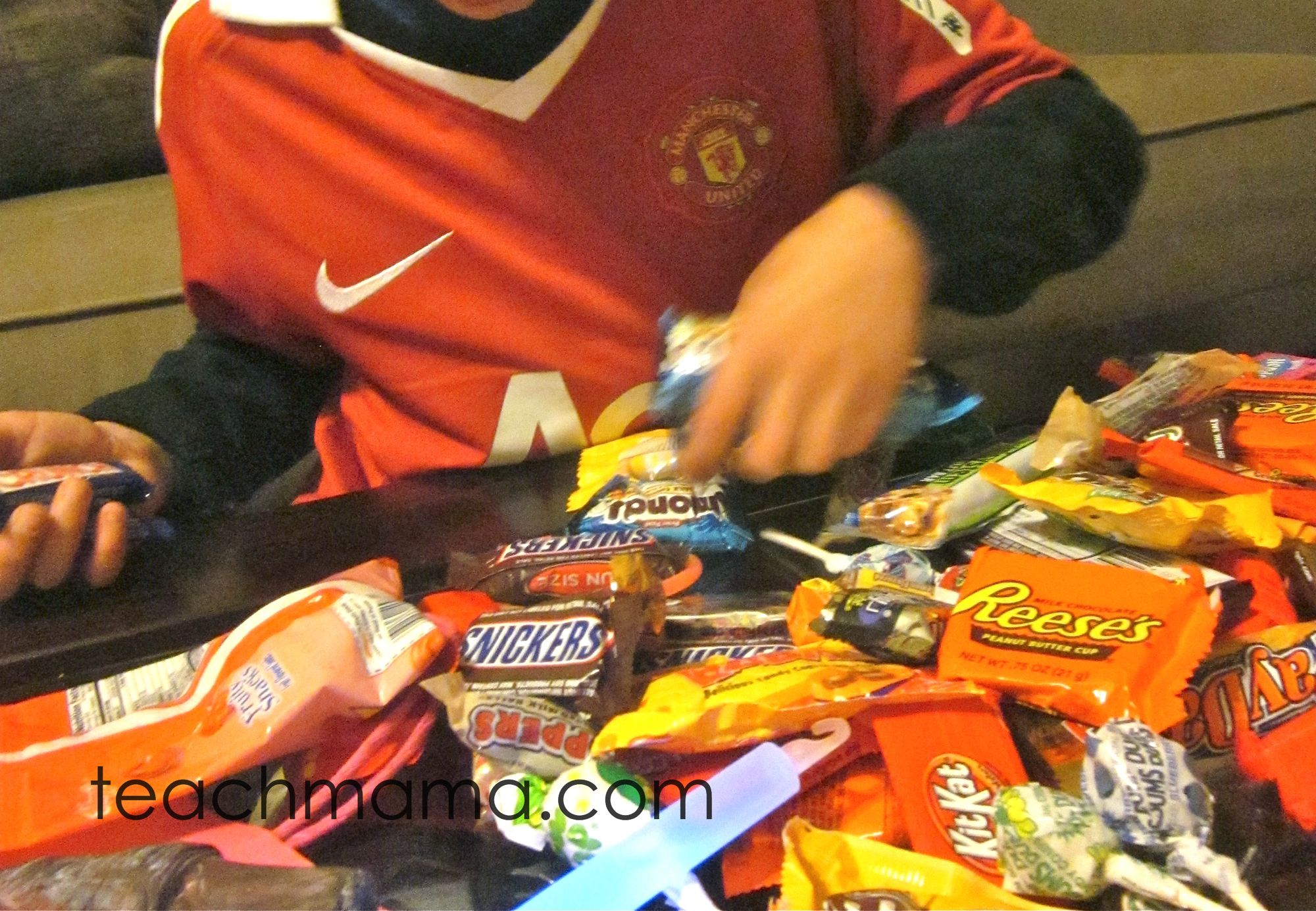 how to use halloween candy for fun learning - Halloween Candy Kids