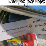 halloween lunchbox joke notes