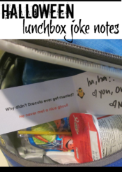 halloween joke lunchbox notes: spooky, fun laughs