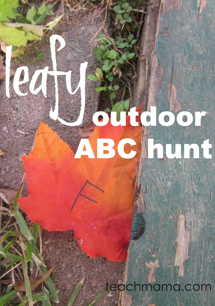 leafy outdoor abc hunt